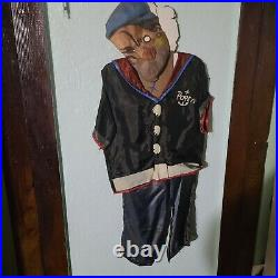 1920s 1930s Vintage Popeye's Halloween costume