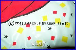 1958 Shari Lewis' Lamb Chop Halloween Costume by Ben Cooper