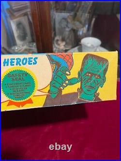 1969 ONE EYE GIANT Vintage BEN COOPER HALLOWEEN/MASQUERADE COSTUME SUPER HERO