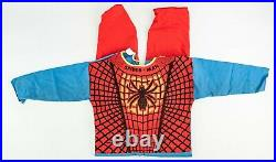1972 Spiderman Marvel Comics Group Play Suit with Original Box