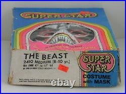 1983 Krull Movie Beast Monster Costume Collegeville Medium Size