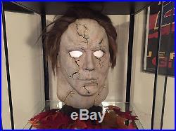 #1 VERY RARE REBORN Wayne Toth FX Rob Zombie Michael Myers test Mask