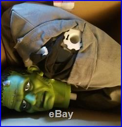 2003 PAC Size 50 Animated Sing/Dance Monster Frankenstein RARE