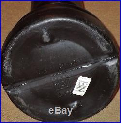 2 Vtg Tpi Canada Halloween Blowmold Jack O Lantern Pumpkin Lamp Post 44 Light