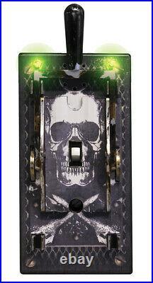 7' ANIMATED JACK STALKER Halloween Prop HAUNTED HOUSE PRESALE