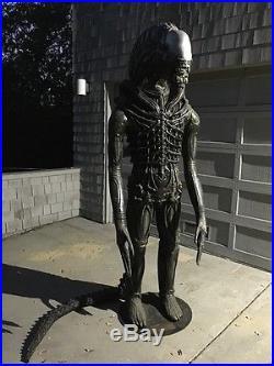 7 ft. Life size Alien Prop Replica for Halloween