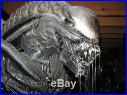 Alien 7 Foot Lifesize Prop Statue