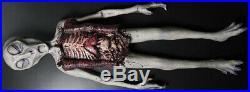 Alien Autopsy Prop Martian UFO Roswell Realistic Dead Halloween Distortions