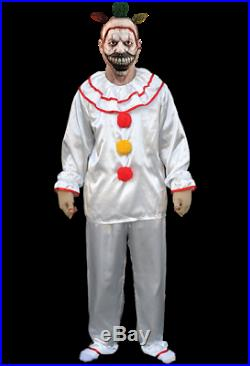American Horror Story Twisty Deluxe Mask and Costume In Stock