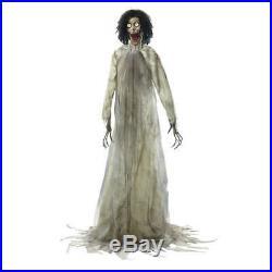 Animated Screaming Banshee, Halloween Props & Decor