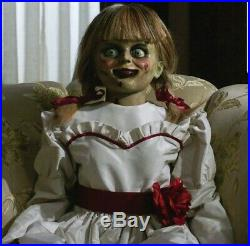 Annabelle Comes Home Lifesize Doll Prop RARE the Conjuring Movie Films