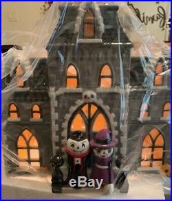 BATH & BODY WORKS 2016 HAUNTED HOUSE LUMINARY Brand New in Box