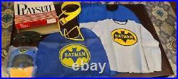 BEN COOPER BATMAN COSTUME 1965 Medium AGES 8-10