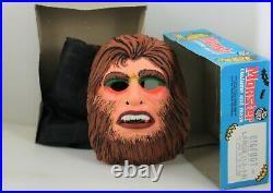 Ben Cooper Big Foot Halloween Costume Rare Vintage Monster Mask 1970s Toys