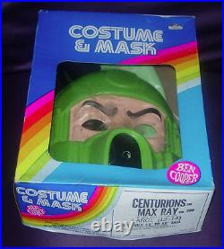 Ben Cooper Centurions Max Ray Halloween Costume 1985 Ruby Spears