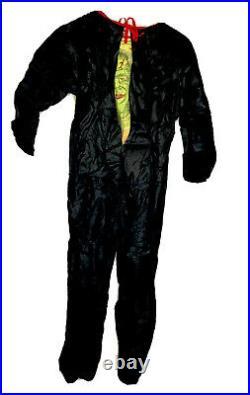 Ben Cooper Herman Munster Munsters TV Show Costume Mask SZ 16-18 WithBox Horror