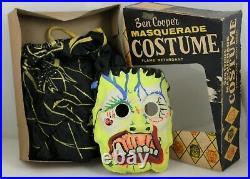 Ben Cooper Masquerade Monster Costume
