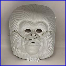 Ben Cooper Planet Of The Apes 1973 Warrior Vintage Kids Halloween Mask Costume