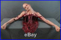 Bomb Vest Remains The Walking Dead Life Size Corpse Halloween Prop