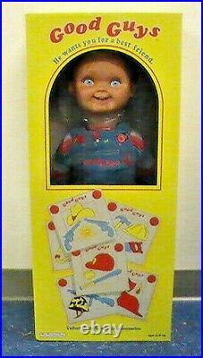 Brand New Trick or Treat Studios Child's Play 2 Chucky Good Guys Doll