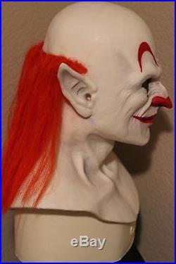 CFX IMP Silicone Clown Mask SPFX