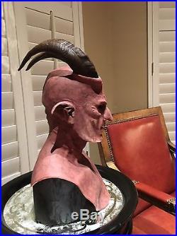 CFX silicone mask Krampus the Demon