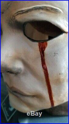 CGP Sandman edition Warlock blood tears Michael Myers mask