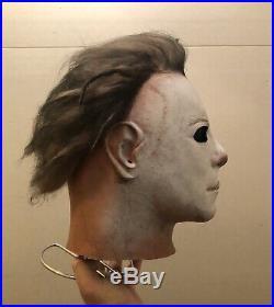 Captain Kirk Mask Rehaul Michael Myers 1978 Trick Or Treat Studios
