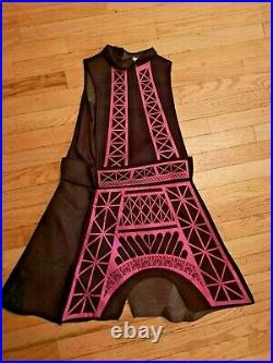 Chasing Fireflies Costumes Lot of 2! Sz 10-12 Eiffel Tower and Big Ben Clock NEW