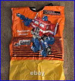 Collegeville Transformers Optimus Prime Costume 1984 Hasbro