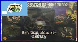 Creature Black Lagoon Grave Walker Halloween Decoration Outside Prop Monster New