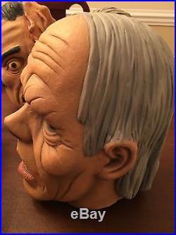 Don Post Studios 800 Line Burman Phantom Latex Mask