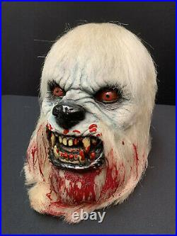 DU Snow Beast Jordu Schell Distortions Unlimited Resurrection Snowbeast mask