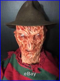 Darkride Freddy Krueger Pt4V3 Silicone Mask