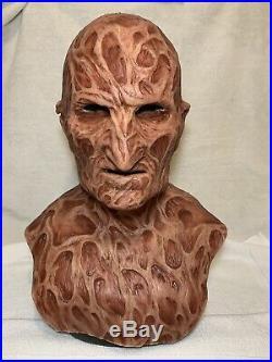 Darkride Freddy Krueger Silicone Mask