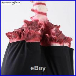 Dead Body Halloween Parts Prop Horror Props Zombie Severed Bloody Fake Haunted