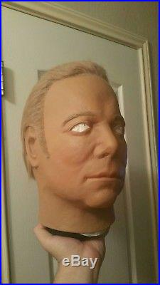 Dennis Beckstrom #1 Kirk myers mask