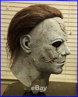 Destroyer 2019 Rob Zombie RZ Michael Myers Halloween Mask Buried