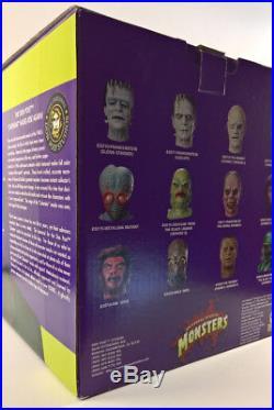 Don Post, Frankenstein, Mib, Glenn Strange, Universal Calendar Mask