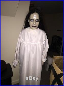 Donna The Dead Animatronic Bnib Very Rare Gemmy Spirit Hallowewn Prop