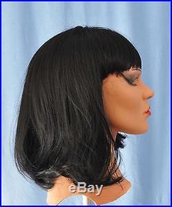 Female Mask Doris SPT Latex Masks! With Wig