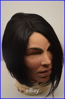 Female silicone mask (La Femme Fatale) By Metamorphose masks