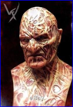 Freddy Inferno 2.0 Silicone Mask by WFX, Michael Myers, Krueger, Jason Vorhees