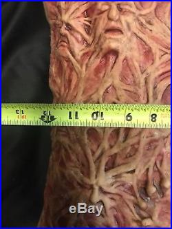Freddy Latex Chest Of Souls krueger WFX Special Krueger Not Silicone Mask