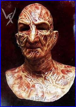 Freddy Silicone Mask VS. Inferno krueger WFX Special Pre Halloween offer