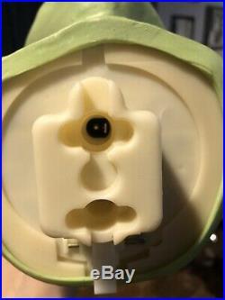 GEMMY Life Size Boris Karloff Frankenstein Animatronic Spirit Halloween w box