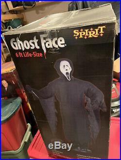 Ghostface The Icon Of Halloween Animatronic Figure