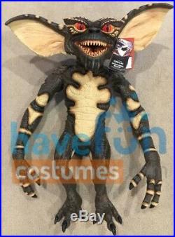 Gremlin Evil Puppet Prop GREMLINS Green Halloween Trick or Treat Studios