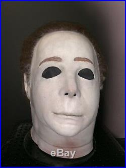 HALLOWEEN 4 MICHAEL MYERS MASK Damned 88 James Carter QOTS Not Jason