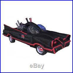HALLOWEEN Batmobile BATMAN ROBIN ADAM WEST Airblown Inflatable Decor
